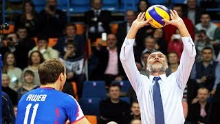Craziest Coaches In Volleyball History (HD)