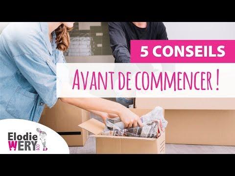 5 CONSEILS : Avant de commencer le désencombrement de votre maison - Elodie WERY Home Organising