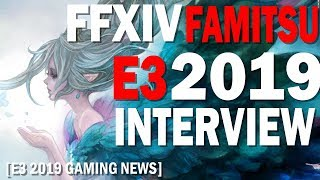 Final fantasy XIV: Shadowbringers E3 Titania Challenge (Fail attempt