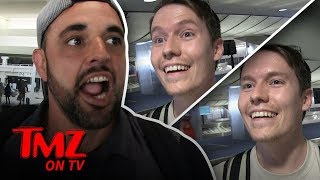 'Survivor' Tip: Don't Clean Mouth With Ocean Water | TMZ TV - Video Youtube