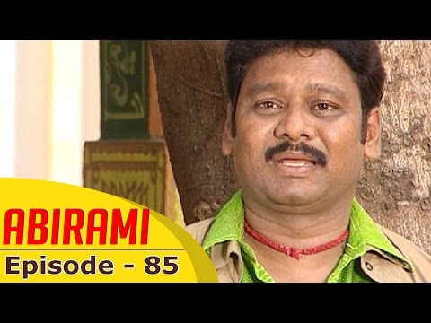 Abirami-feat-Gautami-Epi-85-Tamil-TV-Serial-29-10-2015