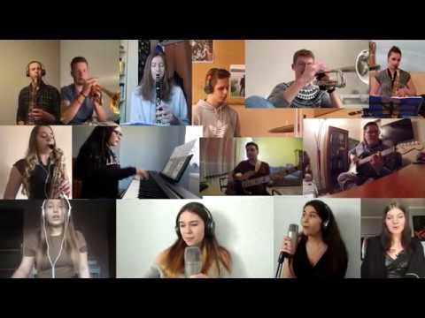 Wideo1: Big Band Domu Kultury w Górze #zdalnie # zostańwchałupie