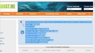 Customize header menu