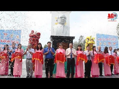 Khánh thành Công viên văn hóa Võ Văn Kiệt tại dòng kênh mang tên cố Thủ tướng