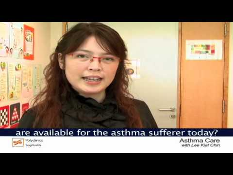​How to Keep Asthma Under Control