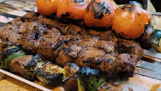 Persian Shish Kabobs (Kabab Chenjeh) - Cooking With Yousef