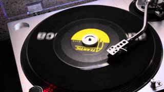 The Drifters featuring Clyde McPhatter - Honey Love (Atlantic 1029) 45 rpm