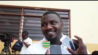 NDC Primaries: I hope to win more than 70 per cent of votes cast – John Dumelo