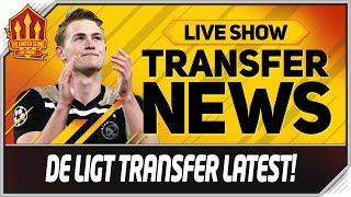 Matthijs De Ligt Transfer Profile! Man Utd Transfer News