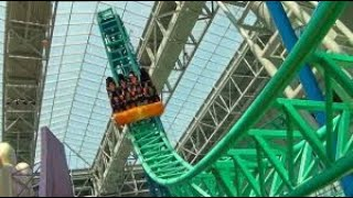 Mall of America (Rides) - Biggest Mall in North America! / Mister Pong