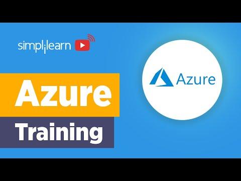 Azure Training   Microsoft Azure Full Course   Azure Tutorial For ...