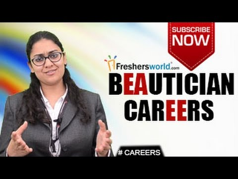 CAREERS IN BEAUTICIAN–Certificate Courses,Diploma,Beauty ...