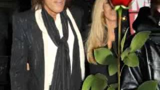 Joe perry and his wife Billie