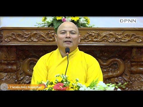 Khóa tu ngày an lạc lần thứ 11: Ý nghĩa Phật Thành Đạo - TT. Thích Đồng Trí