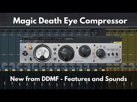 MagicDeathEye DDMF compressor by Christian Siedschlag