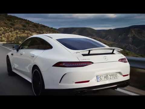 Mercedes Benz AMG GT 4 Door Coupe Лифтбек класса E - рекламное видео 4