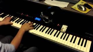 馬浚偉 Steven Ma - 天意 (守業者 Storm in a Cocoon 主題曲) [鋼琴 Piano - Klafmann]