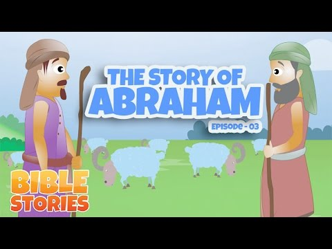 Download Bible Stories For Kids! The Story Of Abraham (Episode 3) HD Mp4 3GP Video and MP3