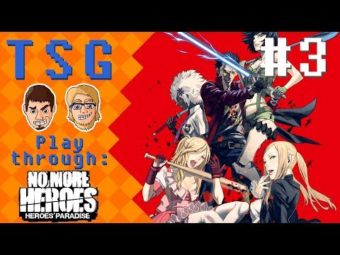 TSG PT | No More Heroes Episode 3: Getting All Litigious