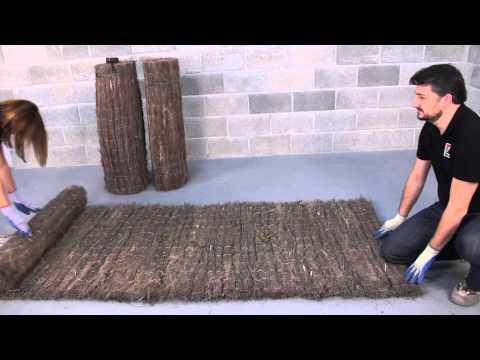 ¿Cómo se instala una valla de brezo?...¡ATRÉVETE!
