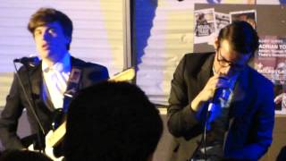 Spector, True Love (For Now), Rough Trade East, 15/08/2012