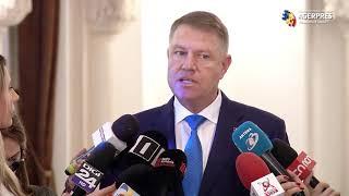 Iohannis: Voi retrage toate decoraţiile tuturor celor care au condamnări penale