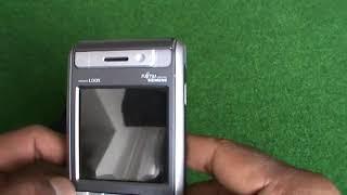 Fujitsu Siemens Pocket LOOX Window Mobile Phone