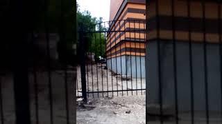 Стройка. Октябрьский городок (2)