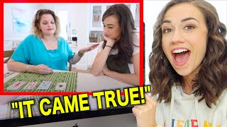 REACTING TO MY PSYCHIC READING 2 YEARS LATER!
