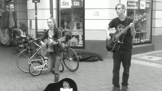 Cynthia Nickschas - Security Joss Stone Cover Live @ Bonn