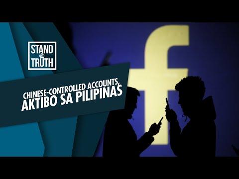 [GMA]  Stand for Truth: Chinese FB accounts na aktibo sa 'Pinas, tinanggal ng Facebook!