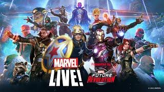 MARVEL Future Revolution DEEP DIVE! | LIVE Gameplay & Interviews