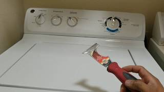 How To Open Your GE Washer