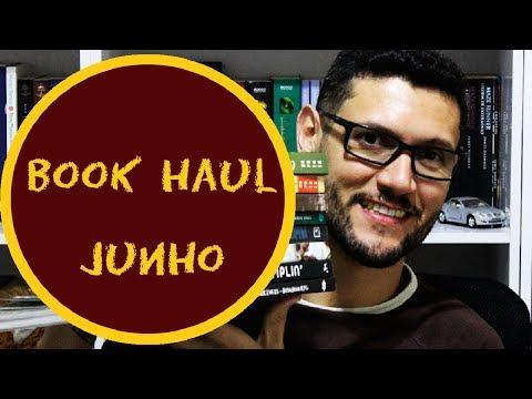 BOOK HAUL DE JUNHO ? IRMÃOS LIVREIROS | @danyblu @irmaoslivreiro