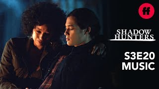 "Shadowhunters | Season 3, Episode 20 Music: Wafia ft. Finneas – ""The Ending"" | Freeform"