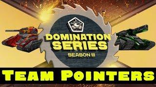 🔴 Domination Series lll Final TeamPointers vs Vavilon   l  ТАНКИ ОНЛАЙН