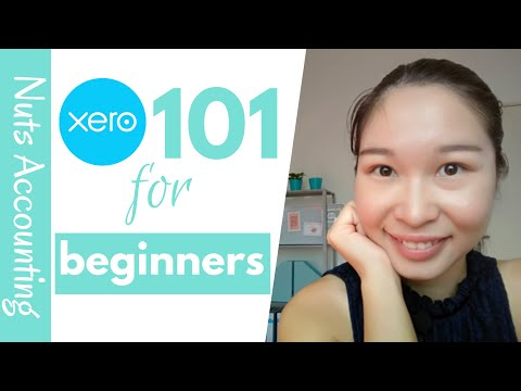 Xero Training - Introduction to Xero Accounting for beginners (2019 ...