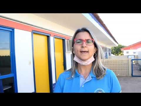 Climatização das salas de aulas do Centro Educacional Infantil Enedina Martins Barbosa