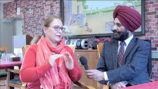 Indo Canadian Seniors Humjoli program - YouTube