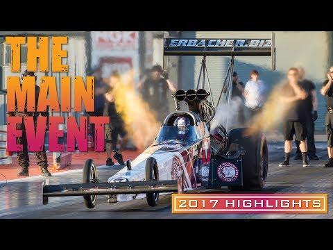 Main Event 2017 Highlights at Santa Pod Raceway