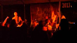 POPPY SEED GRINDER - Dominant Class of Animals (live at Krhanice