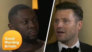 'We're Not Fussed About the Awards' - Rapman Talks Diversity at the Oscars | Good Morning Britain