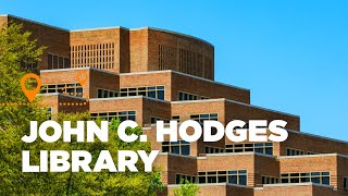 Tour the University of Tennessee, Knoxville's Hodges Library