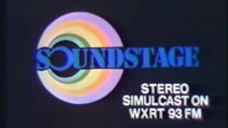 """WTTW Channel 11 - """"Soundstage"""" (Opening, 1977)"""