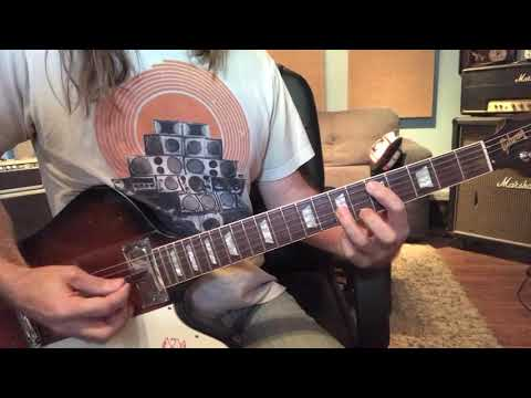 How To play Was I Right Or Wrong - Lynyrd Skynyrd - OMFTR Show And Tell