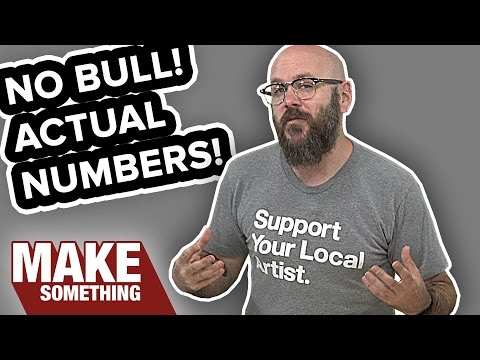 How Much to Charge Sponsors. No bull. Actual Numbers.