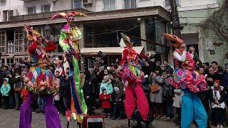 Одесса. Юморина. Парад на Дерибасовской. 1 апреля 2018