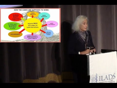 Jenna Luché-Thayer: Addressing Systemic Obstacles in the Borreliosis Pandemic - ILADS 10-11-2017