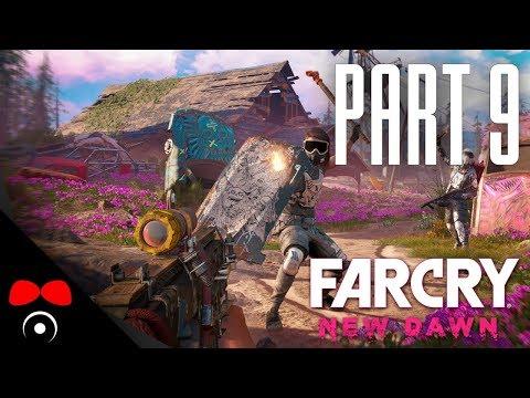 HURK A JEHO DĚCKO! | Far Cry: New Dawn #9