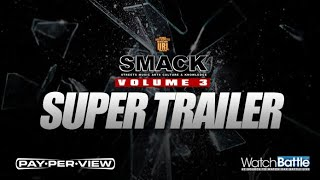 SMACK. VOL 3 SAT DEC 15TH WATCH THIS!!! | URLTV